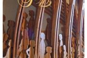 Una chiesa da bruciare. Intervista a Mario Ceroli. Gazzetta di Porto Rotondo giugno 2004