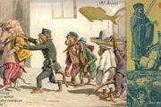 Topi in esilio e maiali alla forca