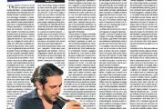 Intervista a Paolo Fresu. 2003